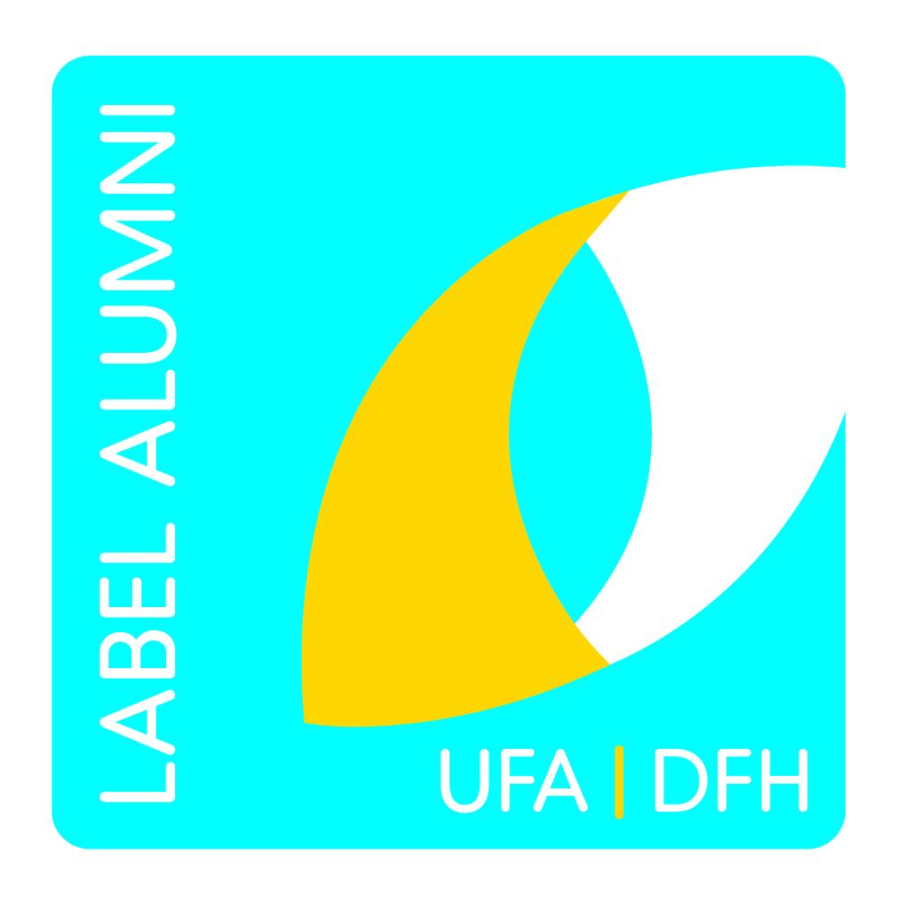 """Résultat de recherche d'images pour """"ufa deutsch französische logo alumni"""""""